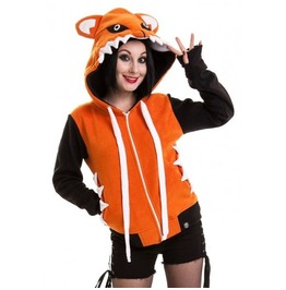 Foxy Hood