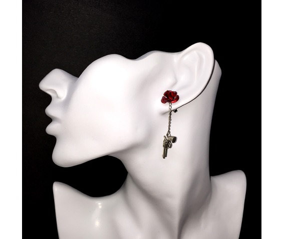 gun_metal_red_rose_stud_earrings_earrings_4.jpg