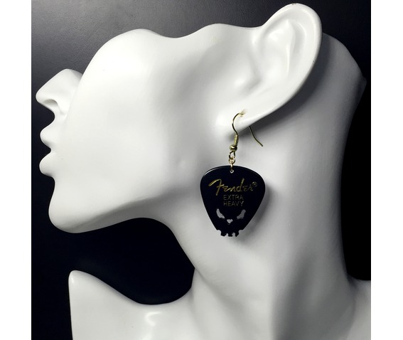 hand_carving_skull_fender_guitar_pick_earrings_black_earrings_3.jpg