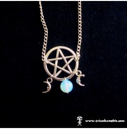 Mystic Circle Necklace