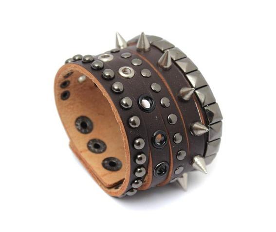 black_brown_rock_punk_rivets_spike_pu_leather_wide_wristband_bracelet_bracelets_6.jpg