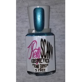 Grave Robber Nail Polish By Pretty Scary Cosmetics