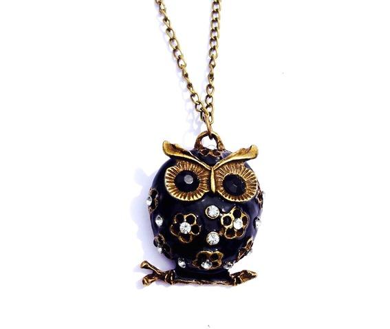 magic_midnight_blue_enamel_bronze_metal_owl_pendant_on_black_rubber_chord_pendants_2.jpg