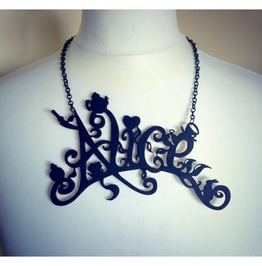 Alice Necklace Curiology