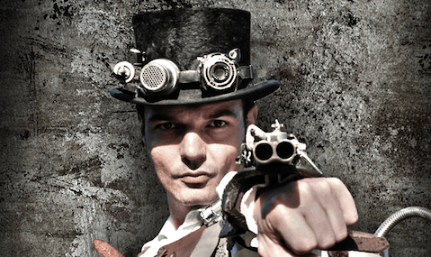 Ten must have steampunk accessories for men