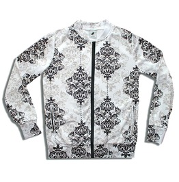 'klasik' Men's Printed Bomber Sweatshirt
