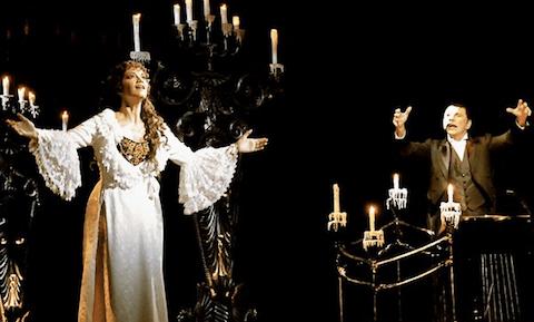 History Of The Phantom Of The Opera