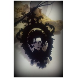 Edward Scissorhands Necklace Curiology