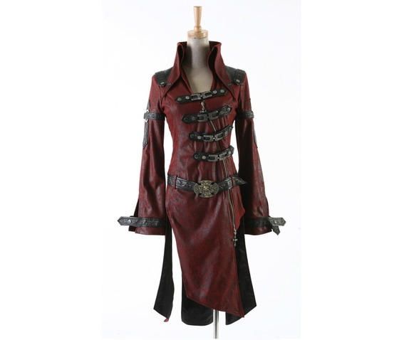 womens_gothic_steampunk_black_red_zip_up_buckles_military_long_coat_jacket_coats_6.png