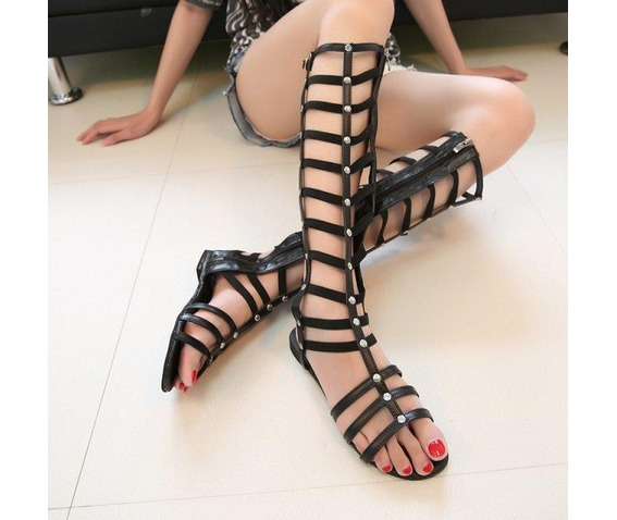 women_sandals_2015_cutouts_zipper_knee_high_gladiator_sandals_open_toe_flats__5.jpg