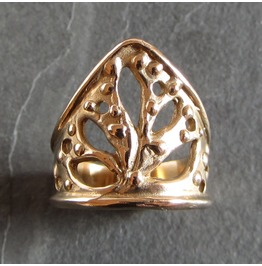 Pope's Mitre Ring