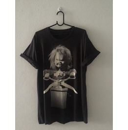 Chucky Doll Childs Fashion Pop T Shirt Xl , More Size Available