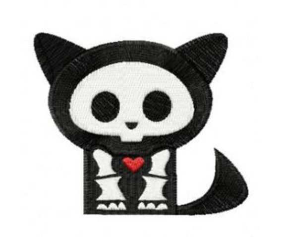 embroidered_skelaton_cat_patch_badge_iron_sew_on_cat_skull_cat_skelaton_patches_2.jpg