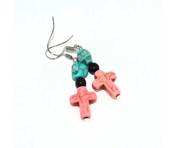 handmade_howlite_cross_skull_rockabilly_earrings_earrings_3.jpg