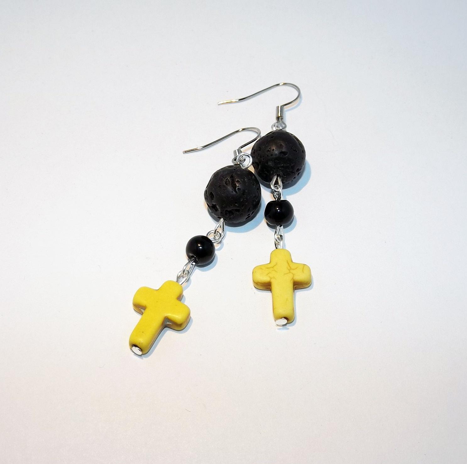 handmade_howlite_cross_lava_beads_earrings_earrings_4.jpg