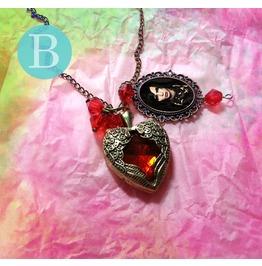 Bvb Black Veil Brides Andy Biersack Copper Necklace