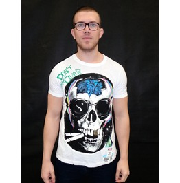 Brainy Chain Smoker T Shirt (Unisex)