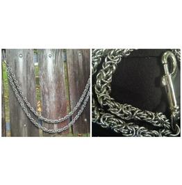 Double Strand Byz Waist Chain