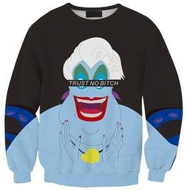 "Sweatshirt ""Trust No Bitch"" Sudadera Wh309"