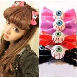 Eye bow lazo ojo wh252 hair accessories
