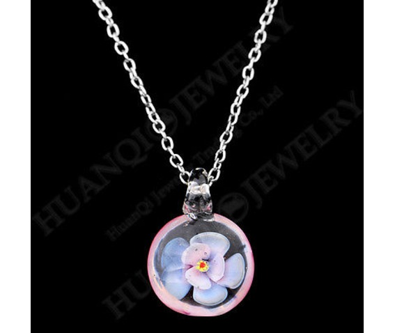 enchanting_pretty_light_pink_glass_flower_on_silver_metal_chain_pendants_2.jpg