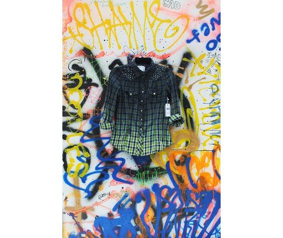 vintage_dip_dyed_green_flannel_standard_tops_6.jpg
