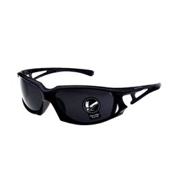 Hip Dark Raven Black Driving Sunglasses Polarized Lenses