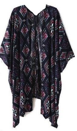 pretty_black_with_red_diamond_kimono_design_half_sleeve_small_size_uk_6_standard_tops_3.jpg
