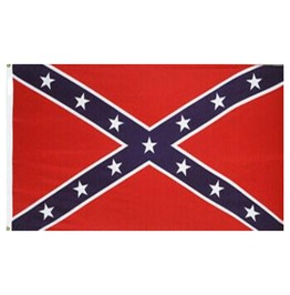 Confederate Flag 8ft X 5ft