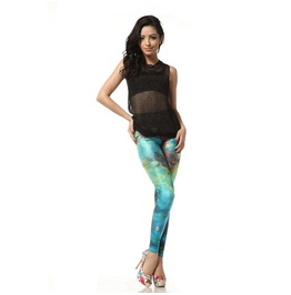 Milkway Galaxy Leggings Pants