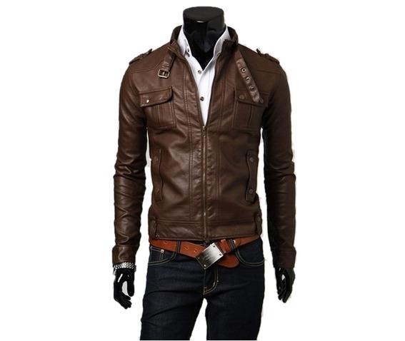 mens_black_brown_faux_leather_slim_zip_up_winter_jacket_coat_jackets_5.jpg