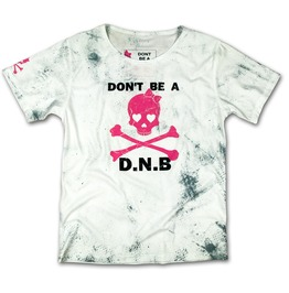 """Don't Be A D.N.B."" Fitness Jogging Workout Yoga Training Sport Dnb T Shirt"