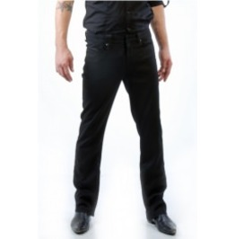 "Lip Service Black Formal Dress Pants Last Pair Size 40"" Discounted! $9 Ship"