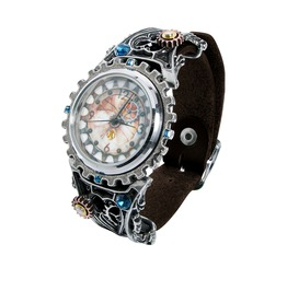 Telford Chronocogulator Timepiece Men's Steampunk Watch By Alchemy Gothic