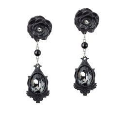 Dark Desires Ladies Gothic Earrings By Alchemy Gothic