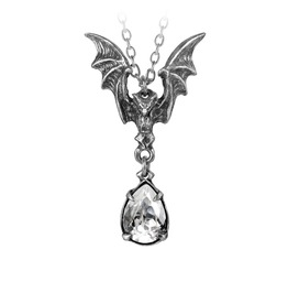 La Nuit Ladies Gothic Pendant By Alchemy Gothic
