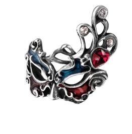 Venetian Vanity Ladies Gothic Ring By Alchemy Gothic