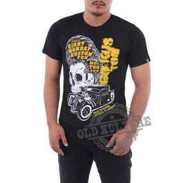 Eight Monday Rockabilly Rock N Roll Men's T Shirt Hot Rod Custom Cars Em17