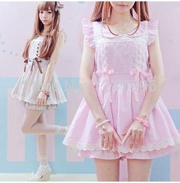 Lolita Dress Vestido Wh070