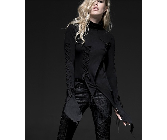 black_punk_gothic_destroyed_long_sleeve_lace_up_blouse_shirt_top_standard_tops_6.png