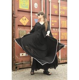 Maxi Black Dress