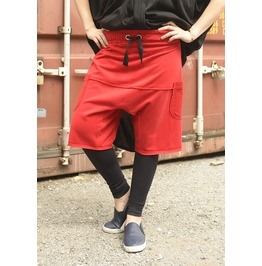 Maxi Red Pants