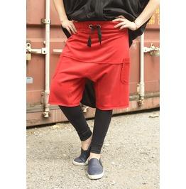 Maxi Red Pants