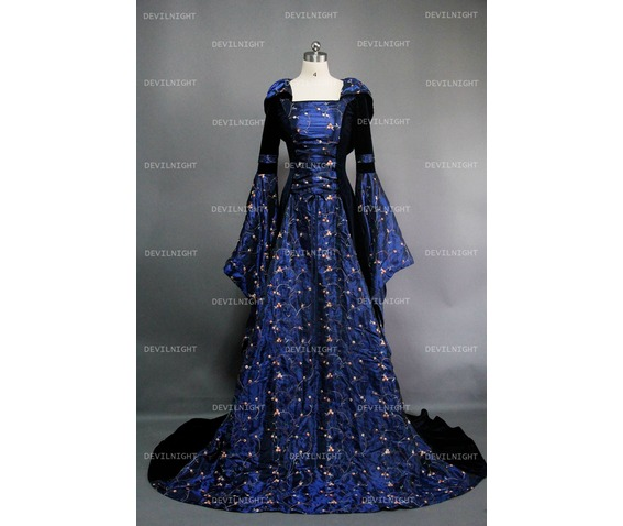 fantasy_blue_velvet_hooded_medieval_gown_dresses_4.jpg