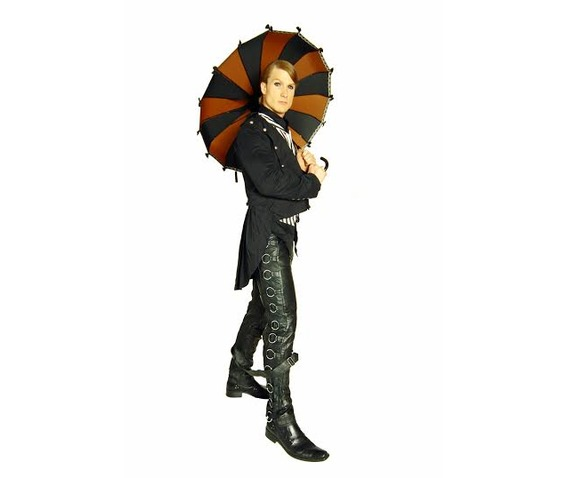 hilarys_vanity_brown_and_black_pagoda_shaped_functional_umbrella__umbrellas_6.jpg