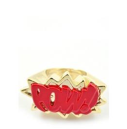 """Pow"" Ring"