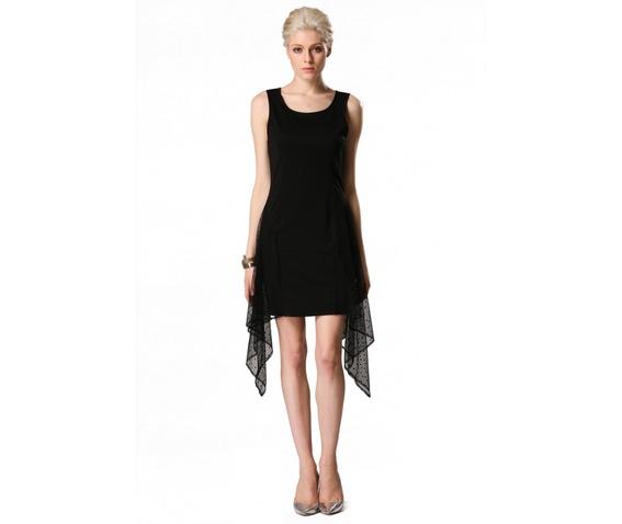 sleeveless_mesh_patchwork_short_black_dress_dresses_6.jpg