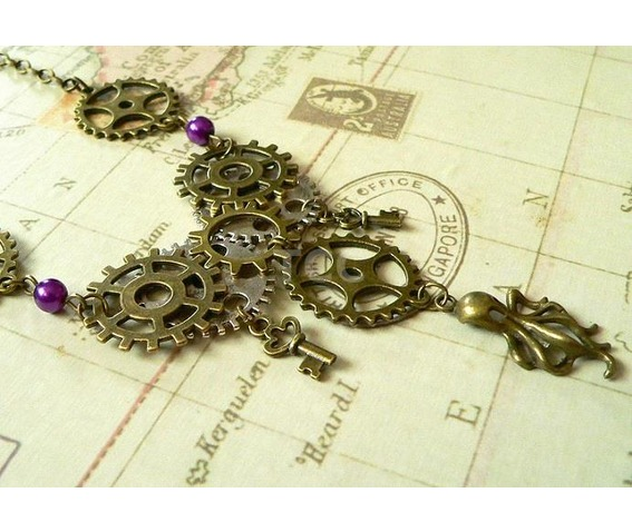 steampunk_cog_and_chain_beaded_necklace_with_cthulhu_and_key_charms_necklaces_5.jpg