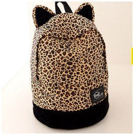 Leopard Backpack / Mochila Leopardo Wh358