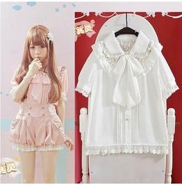 Lolita Blouse Blusa Wh296